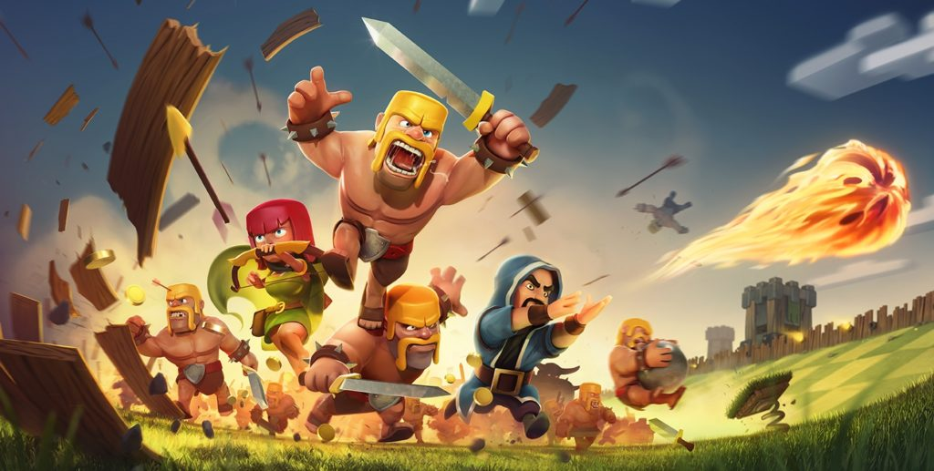 clash of clans case study